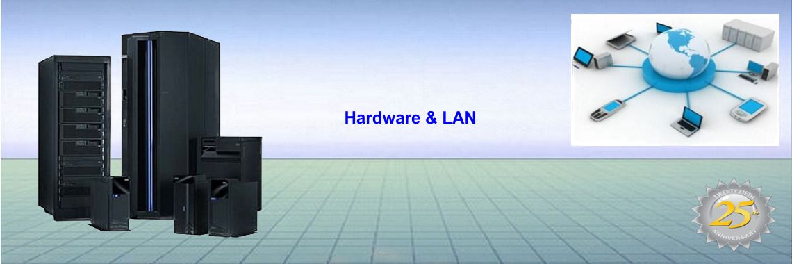 Hardware and LAN